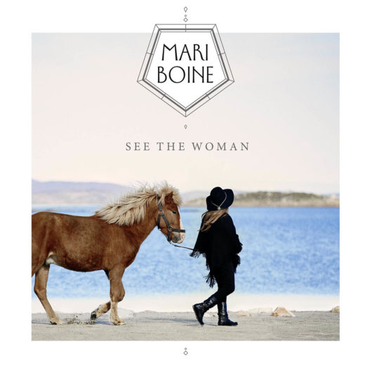 Mari Boine - See The Woman cover small