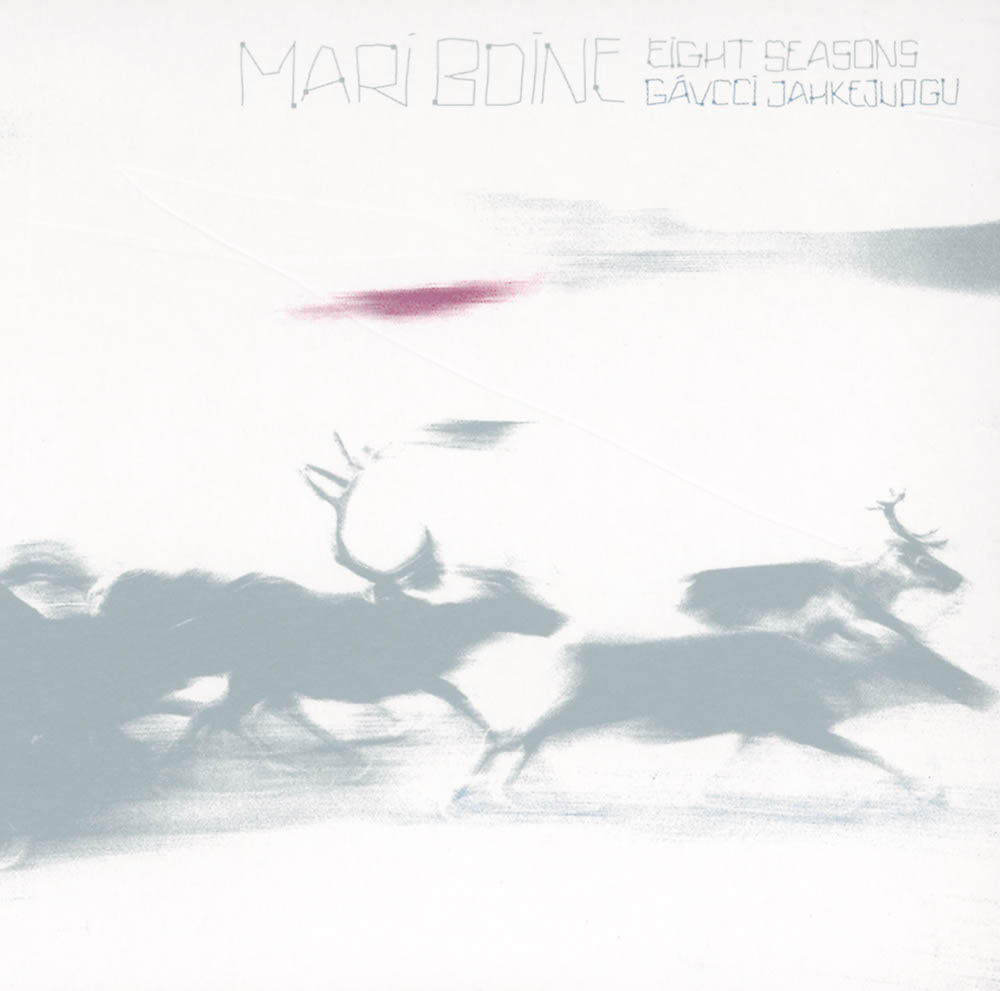 Mari Boine - Eight Seasons_Gávcci Jahkejudgu