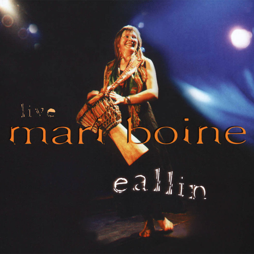 Mari Boine - Live_Eallin
