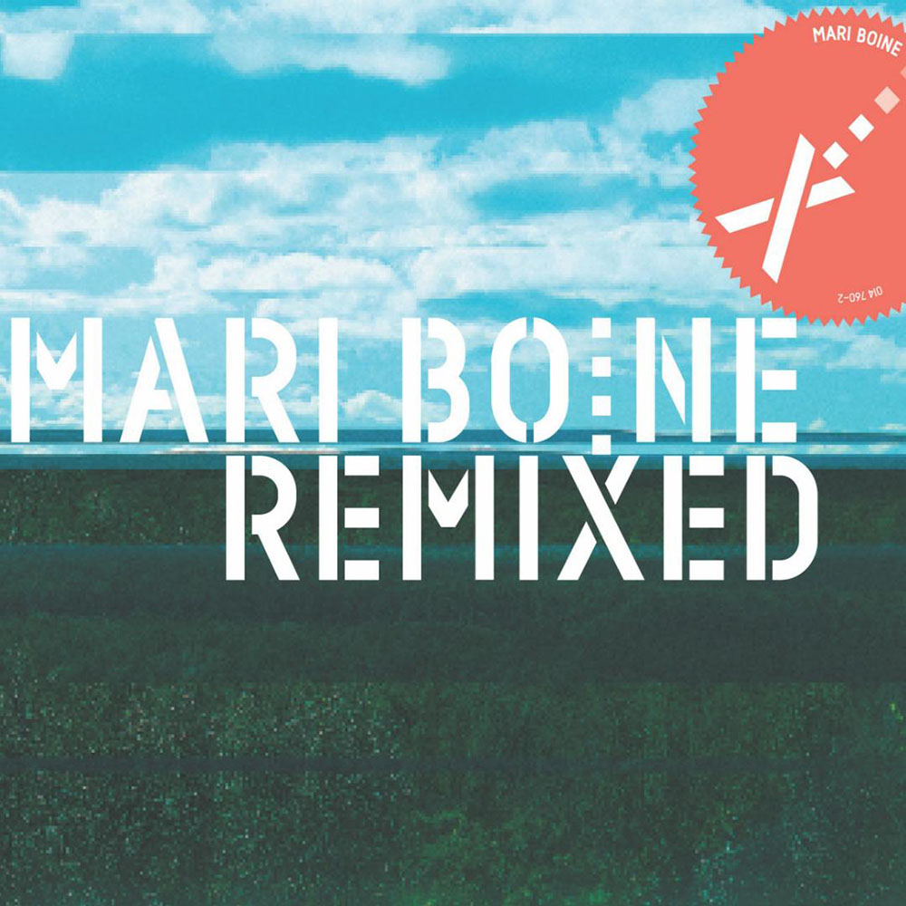CD cover image Mari Boine - Remixed