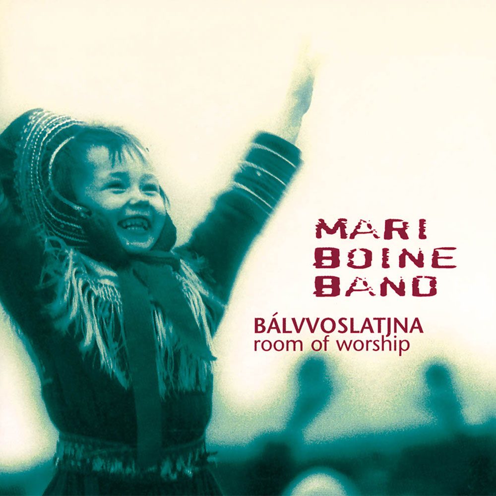 Mari Boine - Room of Worship_Bálvvoslatjna
